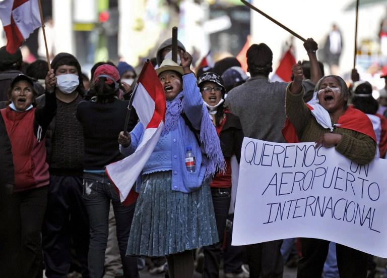 Aizar Raldes | AFP