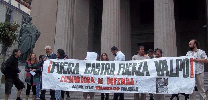 Coordinadora de Defensa Valparaíso | Facebook