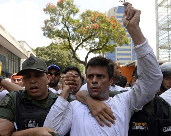 Leopoldo López | Juan Barreto | AFP