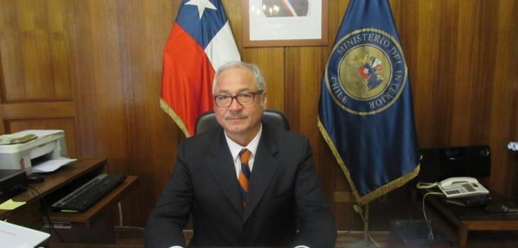 Gustavo Salvo | Gobernación provincial de Osorno | Facebook