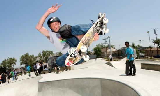 Bowlzilla Chile trae a leyendas del skate Tony Hawk, Steve ...