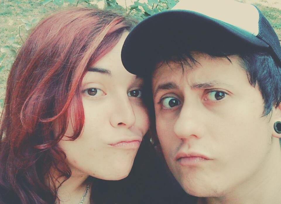 Magda y Damian