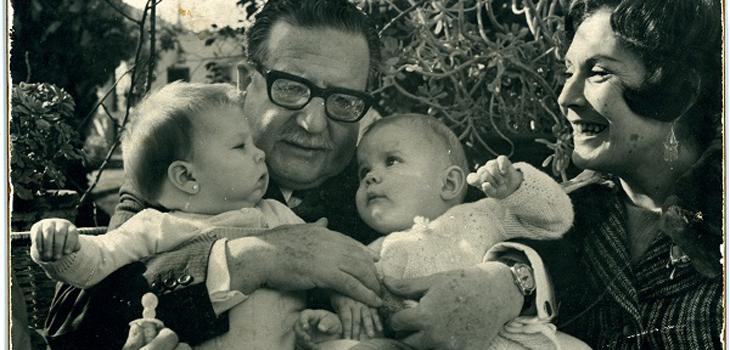 Allende mi abuelo Allende, Errante (c)