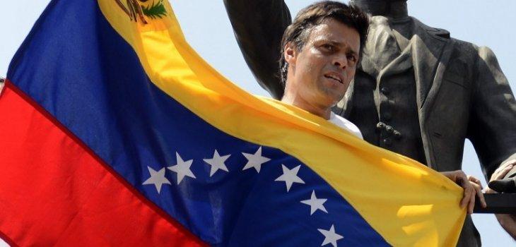 ARCHIVO   Leopoldo López   Agencia AFP