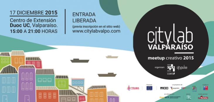 La producción creativa de  Valparaíso se presenta en Citylab