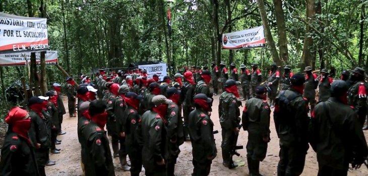 ELN | Voces de Colombia | AFP