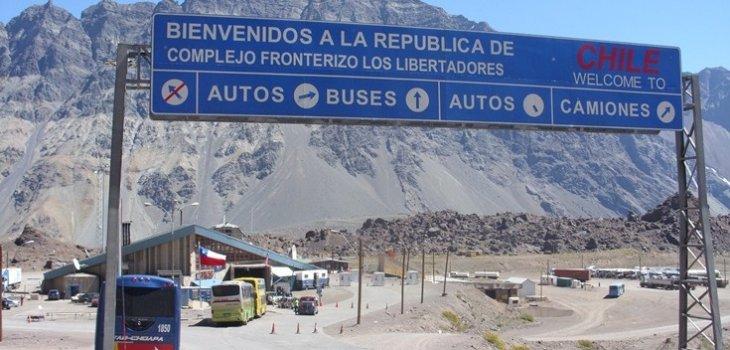 ARCHIVO | pasosfronterizos.gov.cl