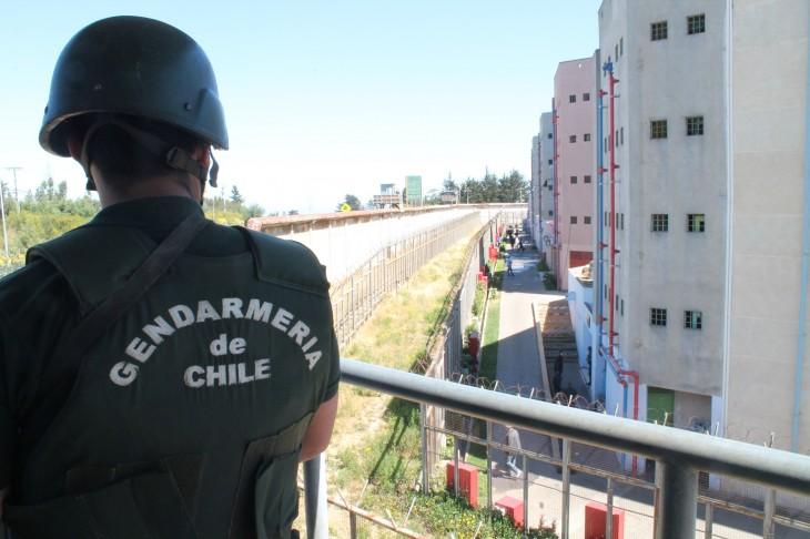 Contexto |Gendarmería de Chile