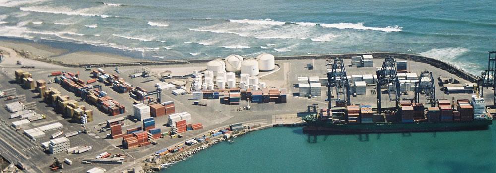 Instalaciones Puerto San Antonio   www.terquim.cl