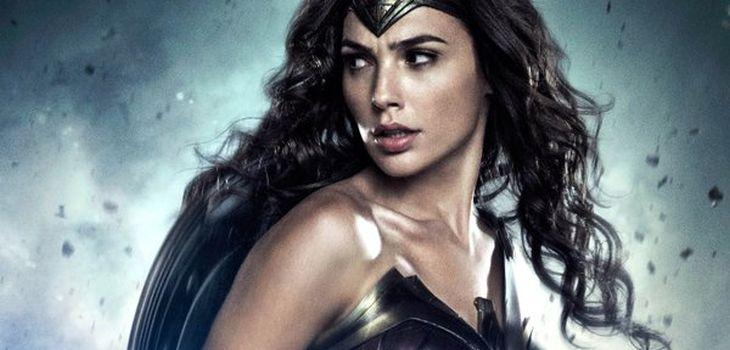 Gal Gadot como Wonder Woman   Warner Bros