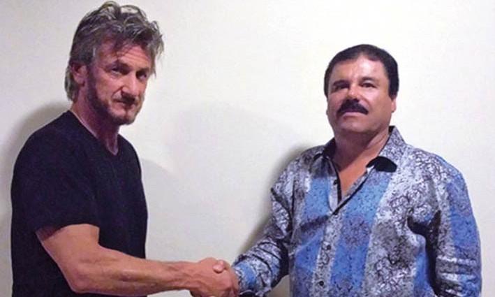 Sean Penn y El Chapo   | Rolling Stone