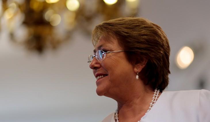 Presidenta Michelle Bachelet  | Archivo