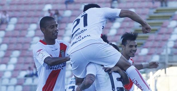 Curico Unido: Curicó Unido Sorprendió Al Líder Deportes Temuco Y Lo
