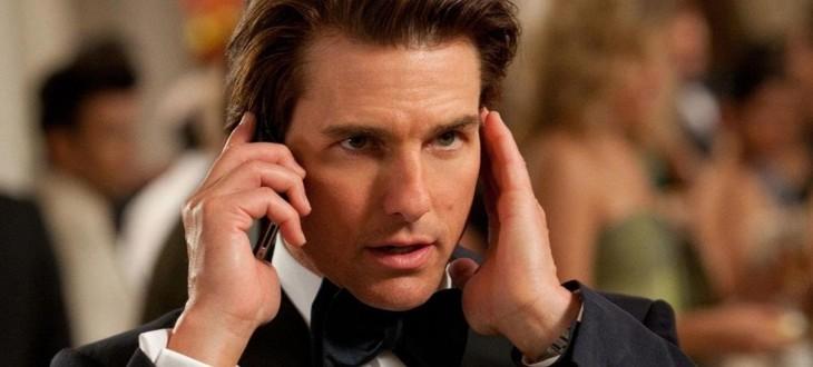 Tom Cruise como Ethan, en 'Misión Imposible'   Paramount Pictures