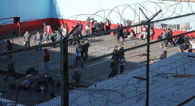 Archivo | Prensa Gendarmería de Chile ©