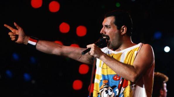 Freddie Mercury | Facebook