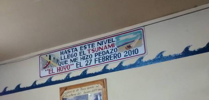 Trabajos al costado de muelle Barón – Foto: Pablo Ovalle/Agencia Uno