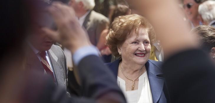 ARCHIVO   Lucía Hiriart   Agencia UNO