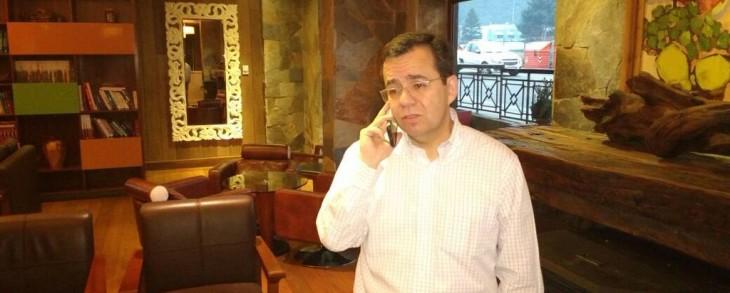 Luis Felipe Céspedes | Ministerio de Economía