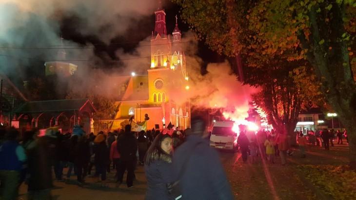 Iglesia San Francisco de Castro | M de la Barra