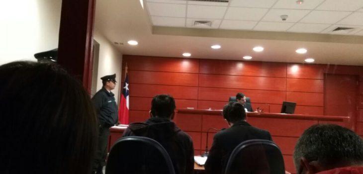 Audiencia en Juzgado de Garantía | Pedro Cid | RBB