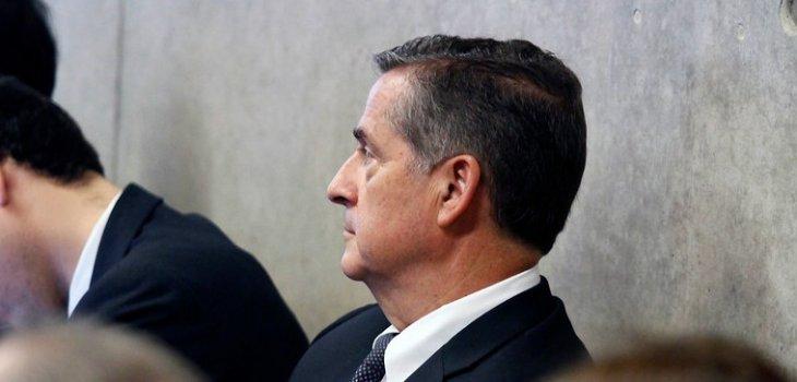 Patricio Contesse, ex gerente de SQM   Francisco Castillo   Agencia UNO