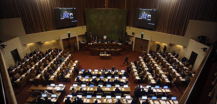 ARCHIVO | Cámara de Diputados | Pablo Ovalle (Agencia UNO)