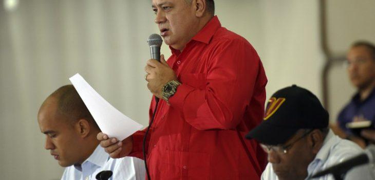 Diosdado Cabello | AFP