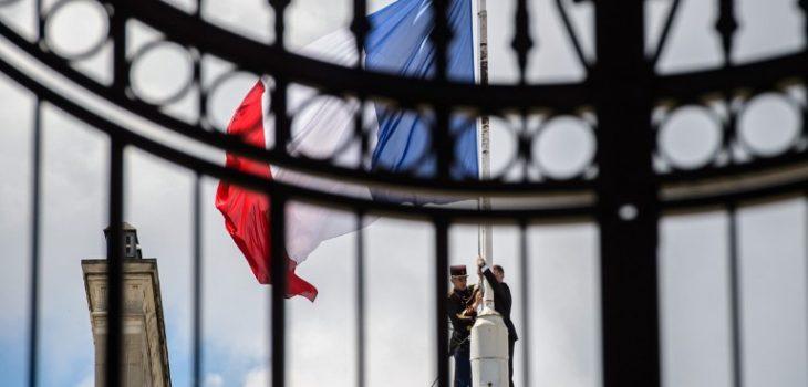 FRANCE-ATTACK-NICE-FLAG