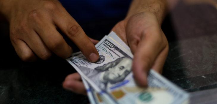 Alza del Dolar