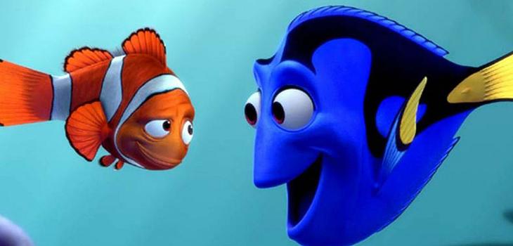 Buscando a Dory, Disney Pixar (c)