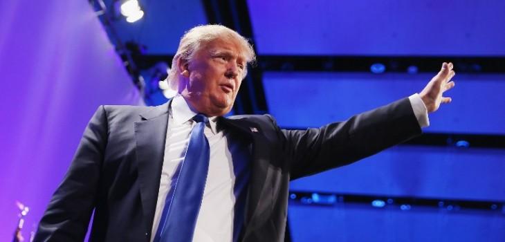 Donald Trump | Archivo | AFP