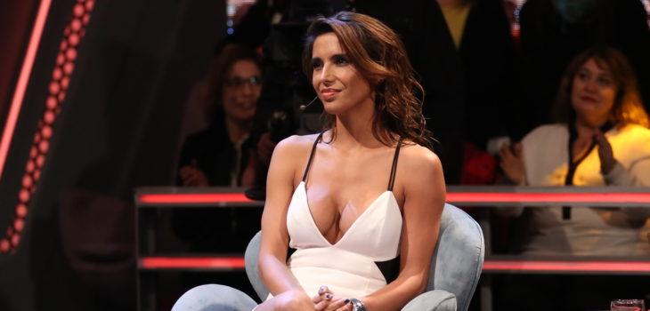 """Carla Ballero en su pasada aparición en """"Vértigo"""" de Canal 13."""