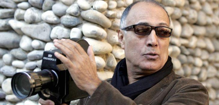 Abbas Kiarostami  AFP