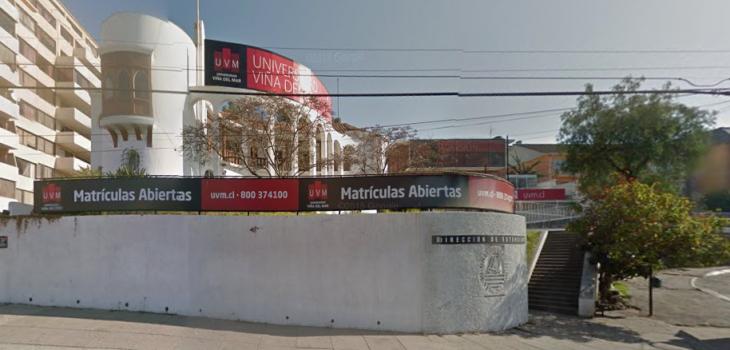 Archivo | Universidad de Viña del Mar | Google Maps