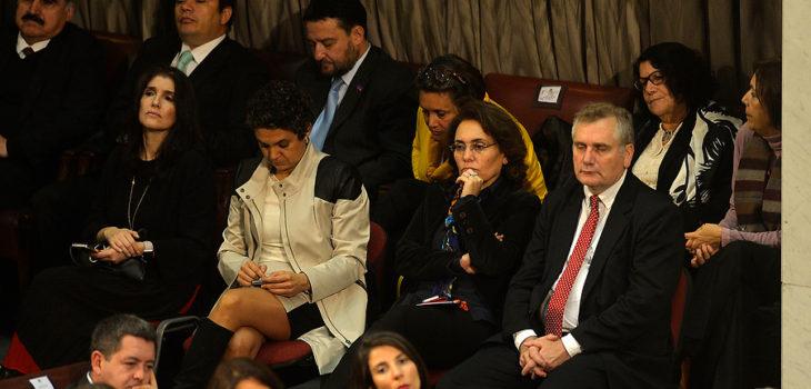 ARCHIVO | Asesores de La Moneda | Pablo Ovalle | Agencia UNO
