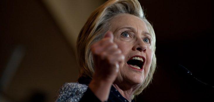 Hillary Clinton | AFP
