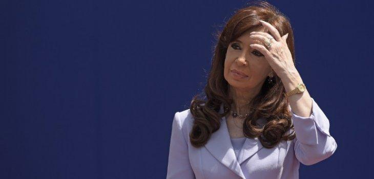 Archivo | Cristina Fernández | AFP