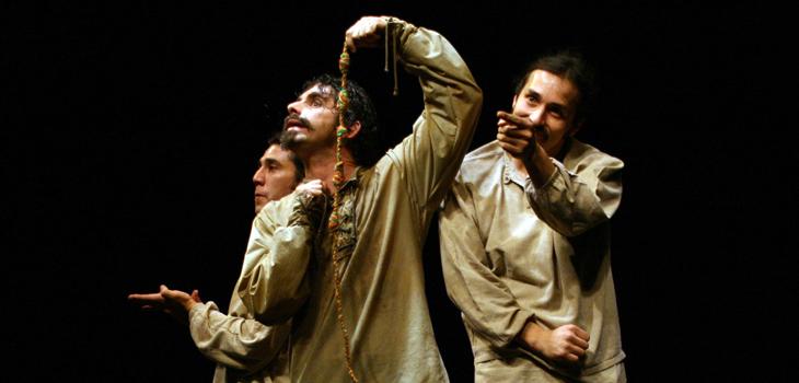 CONTEXTO | Cautiverio Felis, Tryo Teatro Banda (c)