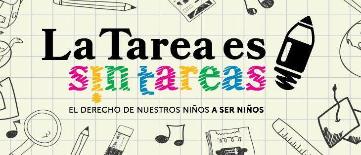 """Movimiento """"La Tarea es Sin Tareas"""""""