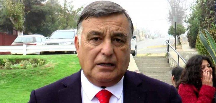 Óscar Sumonte | Municipalidad de Concón