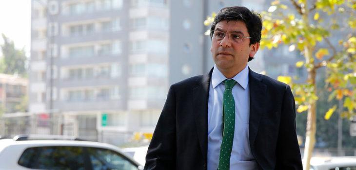 El ministro de Medioambiente, Pablo Badenier |Martin Thomas | Agencia UNO