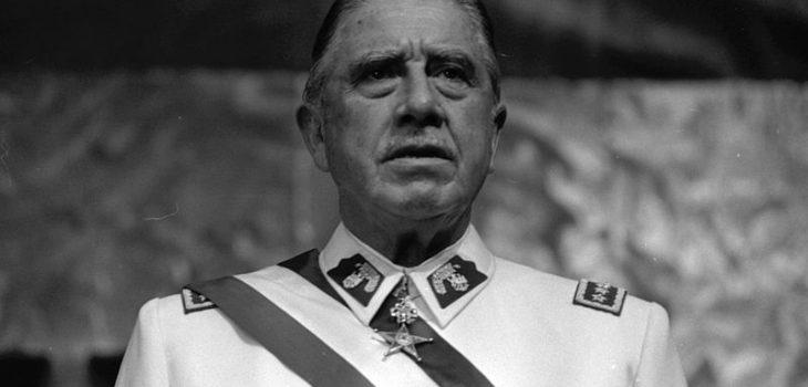 Augusto Pinochet | Bibloteca del Congreso Nacional de Chile