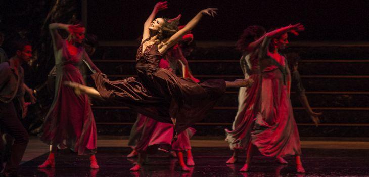 Andreza Randisek |  Ballet de Santiago