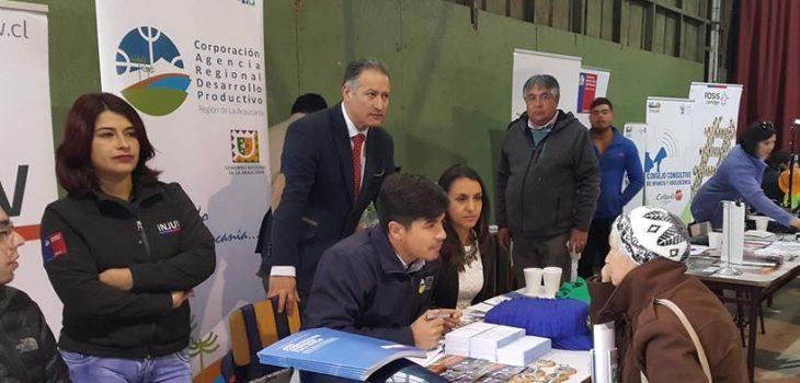 Corporación Desarrollo Productivo de La Araucanía