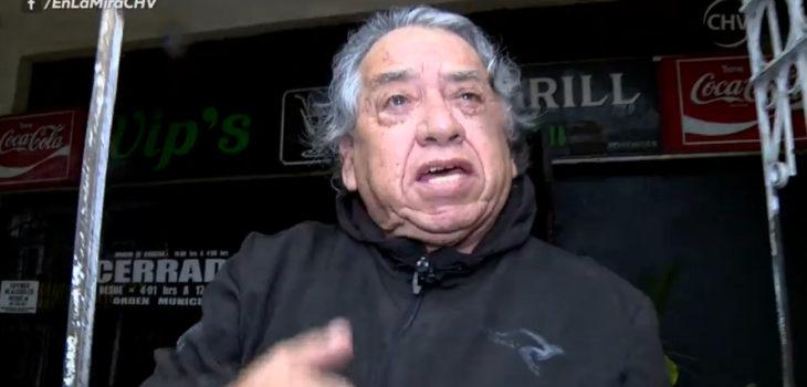 Captura de video   Chilevisión