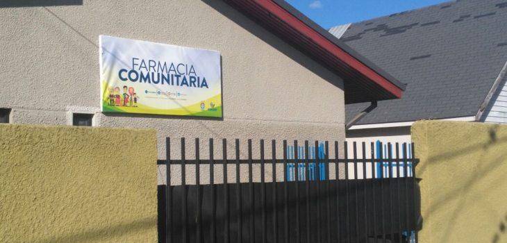 Farmacia comunitaria Los Ángeles   Carlos Henríquez