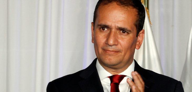 ARCHIVO   Víctor Salazar   Agencia UNO
