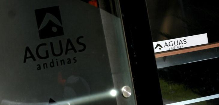 CONTEXTO | Aguas Andinas | Agencia UNO