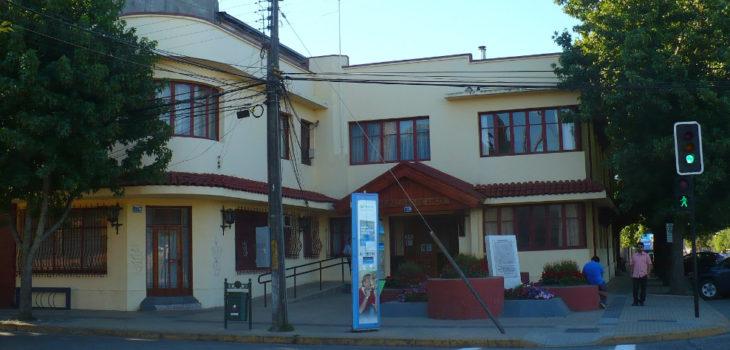 Municipalidad de Angol | Google Street View